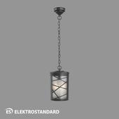 ОМ Уличный подвесной светильник Elektrostandard GL 1017H Premier H