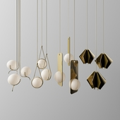 Four Hanging Lights 2