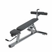 Life Fitness Signature Series Adjustable Abdominal Bench