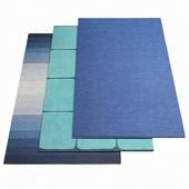 Three rugs KATEHA - 09