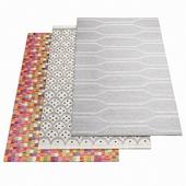 Three KATEHA Carpets - 10