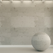 Бетонная стена. Старый бетон. 88
