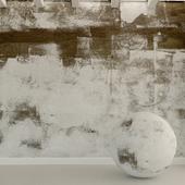 Бетонная стена. Старая штукатурка. 46