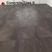 Concrete Tiles - 9