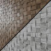 Настенная мозаика Axi Mosaico 3D 6 вариантов