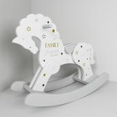 Wood Horse 02