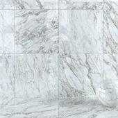 Wall Tiles 334 Statuario Select Set 3