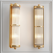 Бра Wall Lamp Glorious XL Brass
