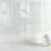 Wall tiles 337 Bianco Dolomite Set 3