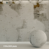 Бетонная стена. Старый бетон. 101