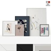 Gallery Frame Set 27