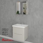 Bathroom Furniture MA ZEN BEIGE 60cm