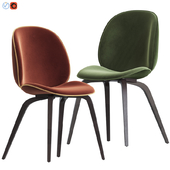Beetle Dining Chair Gubi