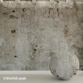 Бетонная стена. Старый бетон. 105