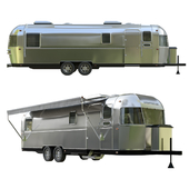 Airstream_Travel Trailers