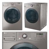 Washing machine LG F1K2CH2T