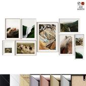 "Poster Set ""Mountain Nature"""