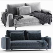 Rolf Benz 007 Nuvola sofa