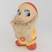 Toy gnome