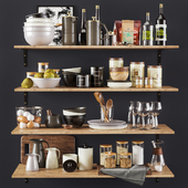 Kitchen Decorative set 022