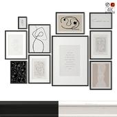 IKEA Knoppang Collage 40