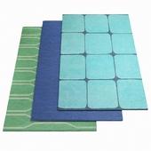 Three KATEHA Carpets - 21