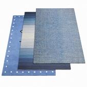 Three KATEHA rugs - 23