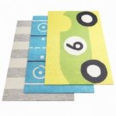 Three KATEHA Carpets - 24