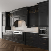 Classic Kitchen Dark