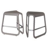 MYG by Desalto Bar stools Marrone / Tortora