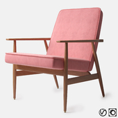 Lounge chair - 366 Concept Fox