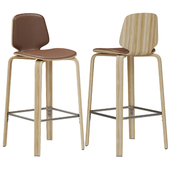 Normann Copenhagen My Chair Barstool