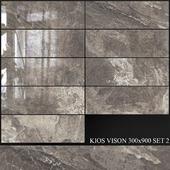 Yurtbay Seramik Kios Vison 300x900 Set 2