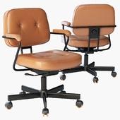 IKEA АЛЕФЬЕЛЛЬ Рабочий стул