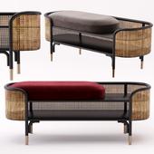 Arm Chair Indochine