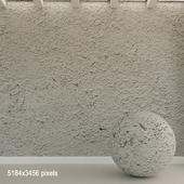 Бетонная стена. Старый бетон. 116