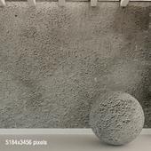 Бетонная стена. Старый бетон. 117