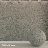 Бетонная стена. Старый бетон. 118