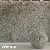 Бетонная стена. Старый бетон. 119