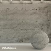 Бетонная стена. Старый бетон. 122