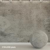 Бетонная стена. Старый бетон. 129