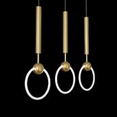 Lamp RING LIGHT by Lee Broom