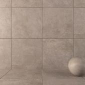 Wall Tiles 362 Raw Mud