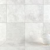 Wall Tiles 364 Raw White