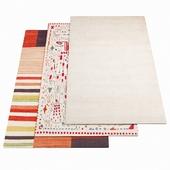 Three carpets NANIMARQUINA - 01