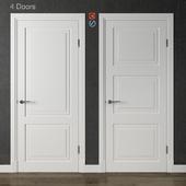 Двери Academy NewYork 4 двери (часть_2)