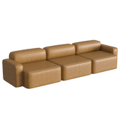Rope Sofa 3 Seater