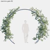 Jasmine gate # 2