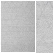 Carpet Svea - Silver Grey