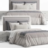 Bassett Furniture Manhattan Rectangular Bed